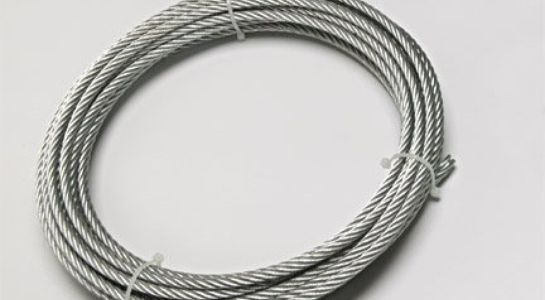 RVS kabel 4 mm